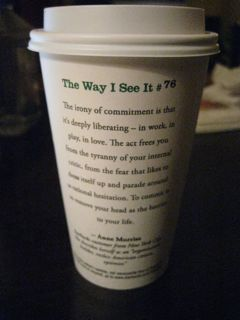 Starbucks Coffee Cup Quotes and life in the suburbs | Coffee ...